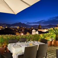 Fotografie hotelů: Hotel Ambasciatori, Palermo