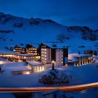Hotel Pictures: Hotel Zürserhof, Zürs am Arlberg