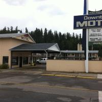 Hotel Pictures: Downtown Motel, Prince George