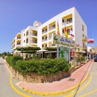 Hotel Pictures: Hostal La Perla, Es Cana