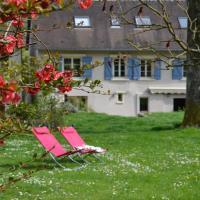 Hotel Pictures: Chambres d'hôtes Villa de Vienne-en-Arthies, Vienne-en-Arthies