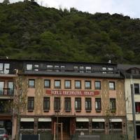 Hotelbilleder: Pohl's Rheinhotel Adler, Sankt Goarshausen