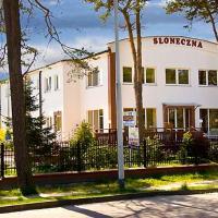 Hotellbilder: Dom Wypoczynkowy Słoneczna, Ustka