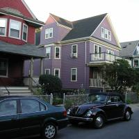 Allston Red House 1 Bed Apartment by Spare Suite