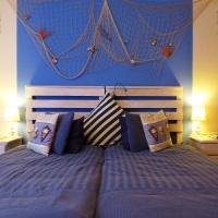 Twin Room - Blue