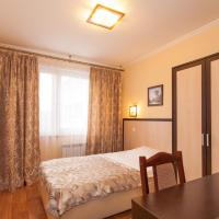 Budget Twin Room with Shared Bathroom and Kitchen