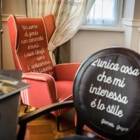 Hotelbilleder: Victoria Hotel Letterario, Trieste