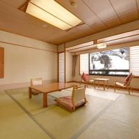 Japanese-Style Room with Northern Alps View - Non-Smoking