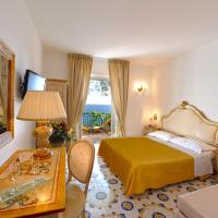 Deluxe Double Room with Terrace and Sea View