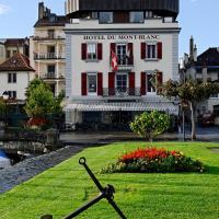 Hotel Pictures: Romantik Hotel Mont Blanc au Lac, Morges