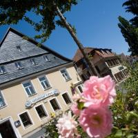 Hotelbilleder: Brauereigasthof Goldener Löwe, Bayreuth
