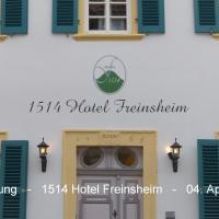 Hotelbilleder: 1514 Boutique Hotel Freinsheim, Freinsheim