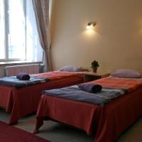 Bed in Quadruple Room