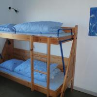 Bunk Bed Twin Room with Shared Bathroom