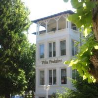 Fotografie hotelů: Pension Villa Frohsinn Sellin auf Rügen, Ostseebad Sellin