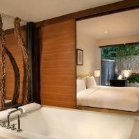 Five-Bedroom Family Suite with Plunge Pool