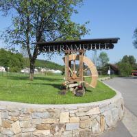 Hotel Pictures: Kulturzentrum Sturmmühle, Saxen