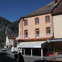 Hotel Pictures: Hôtel Le Bellevue, Tarascon-sur-Ariège