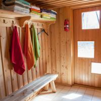 Three-Bedroom Holiday Home with Sauna