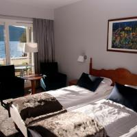 Double or Twin Room with Fjord View