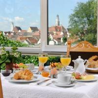 Hotel Pictures: Hotel Kannenkeller, Lauingen