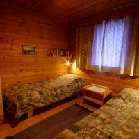 One-Bedroom Cottage with Sauna (6 Adults)