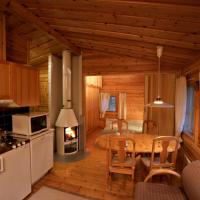 One-Bedroom Cottage with Sauna (4 Adults)