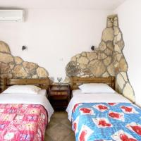 Twin Room with Side Sea View