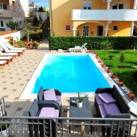 Two-Bedroom Apartment with Terrace and Pool View