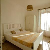Two Connecting Double Rooms with Sea View