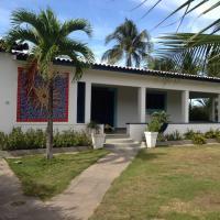 Hotel Pictures: Areia Vermelha Beach House, Cabedelo