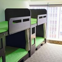 Single Bed in 8-Bed Mix Dormitory Room