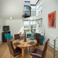 Penthouse Apartment - Holyrood (4 Adults)