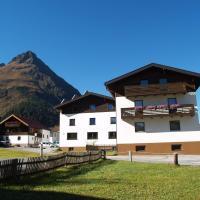 Zdjęcia hotelu: Haus Vereina, Galtür