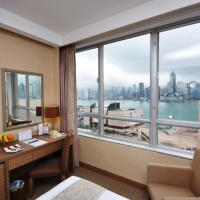 Queen or Twin Room with Harbour View
