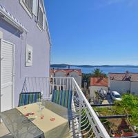 Comfort One-Bedroom Apartment with Sea View (2 Adults)