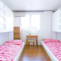 Bed in 4-Bed Dormitory Room A