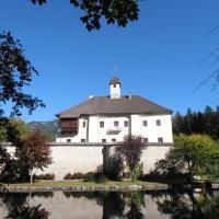 Hotel Pictures: Ferienwohnung Schloss Dornbach, Gmünd in Kärnten