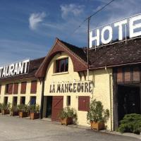 Hotel Pictures: Hotel Relais Paris Bale - Restaurant La Mangeoire, Montieramey