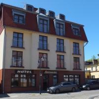 Hotellikuvia: Hotel Aleksander, Ustka