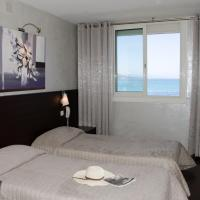 Twin Room with Sea View - First Floor