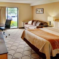 Hotel Pictures: Comfort Inn Highway 401, Kingston