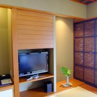 Twin Room with Tatami Area with Lake View - Non-Smoking