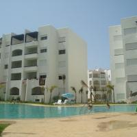 Appartement Assilah Marina Golf