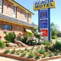 Fotografie hotelů: Acacia Motel, Griffith