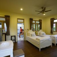 Twin Bed Villa