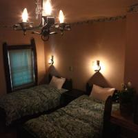 Deluxe Twin Room with Private Bathroom