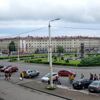 Apartment - Gagarina Square 2