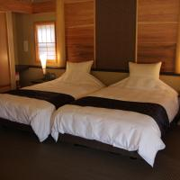 Villa with Tatami Area and Open-Air Bath