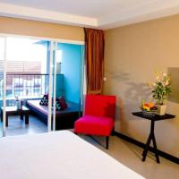 Premier Double or Twin Room with Pool Access